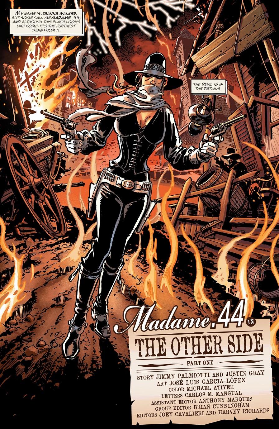 Jeanne Walker (Prime Earth)