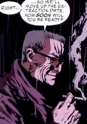 Malcolm Jones (Wildstorm Universe)