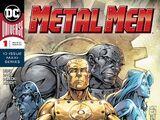 Metal Men Vol 4