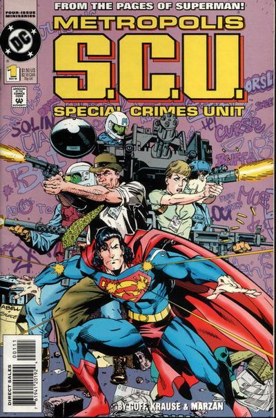 Metropolis S.C.U. Vol 1