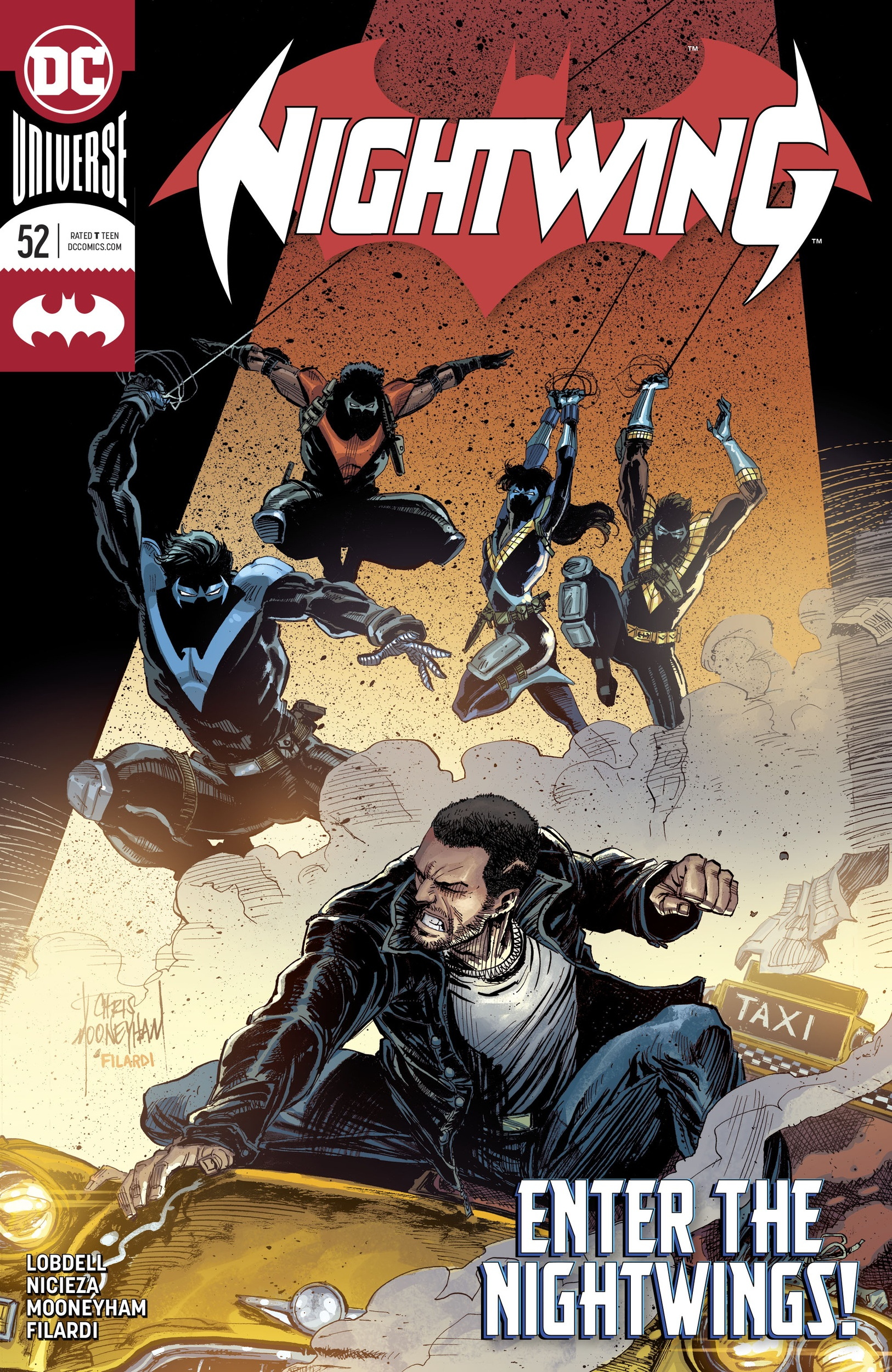 Nightwing Vol 4 52