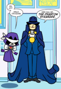 Phantom Stranger Teen Titans Go TV Series 001