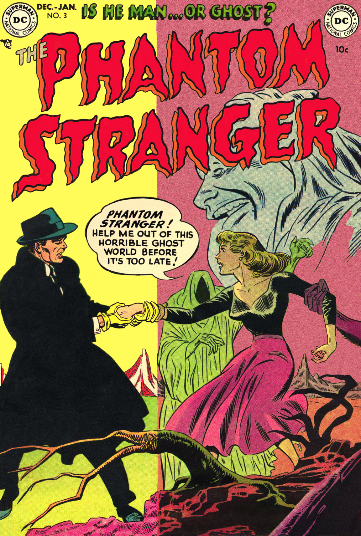 The Phantom Stranger Vol 1 3