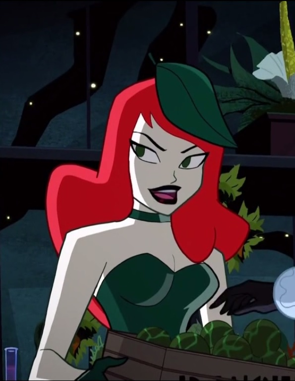 Pamela Isley (Justice League Action)