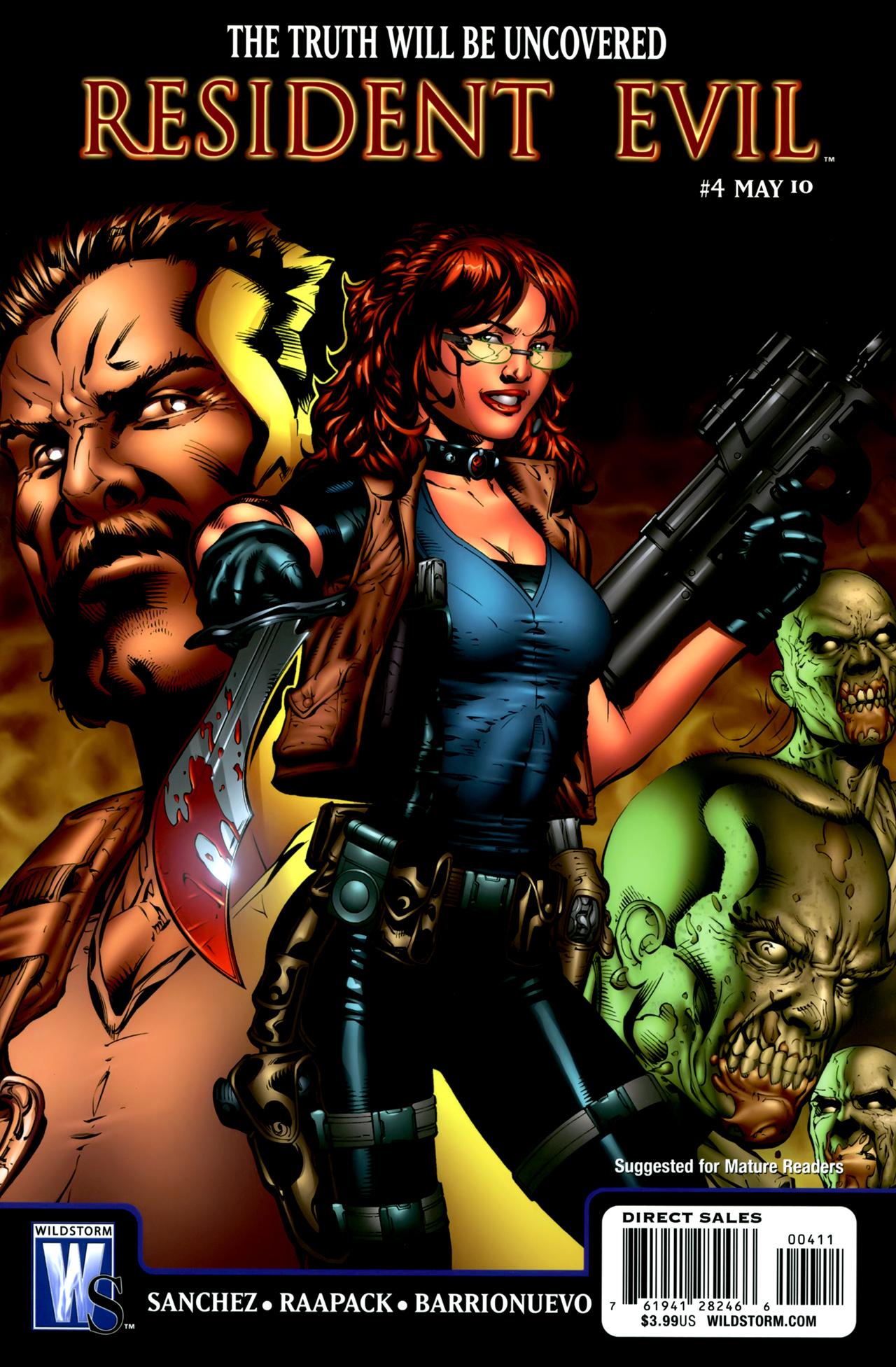 Resident Evil Vol 2 4