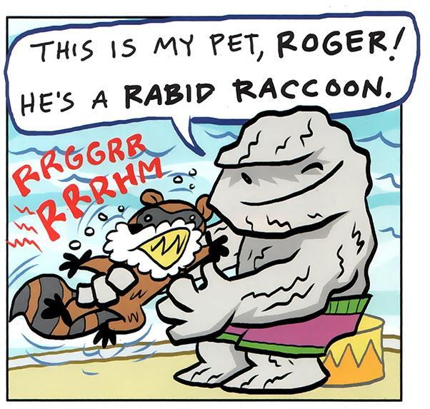 Roger (Tiny Titans)