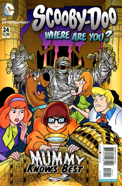 Scooby-Doo, Where Are You? Vol 1 24