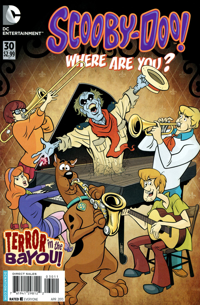 Scooby-Doo, Where Are You? Vol 1 30