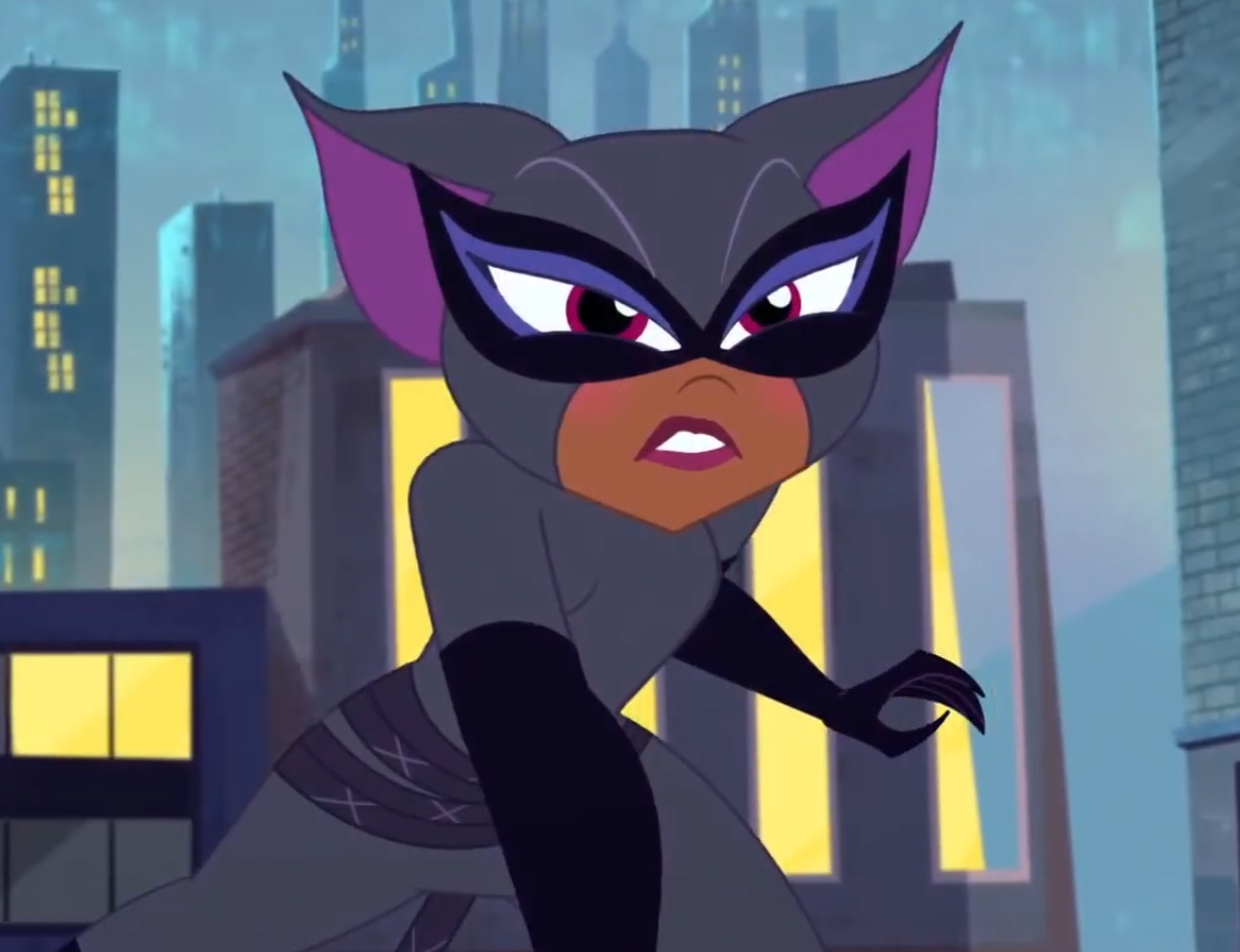 Selina Kyle (DC Super Hero Girls TV Series)