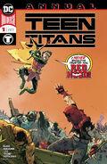 Teen Titans Annual Vol 6 1