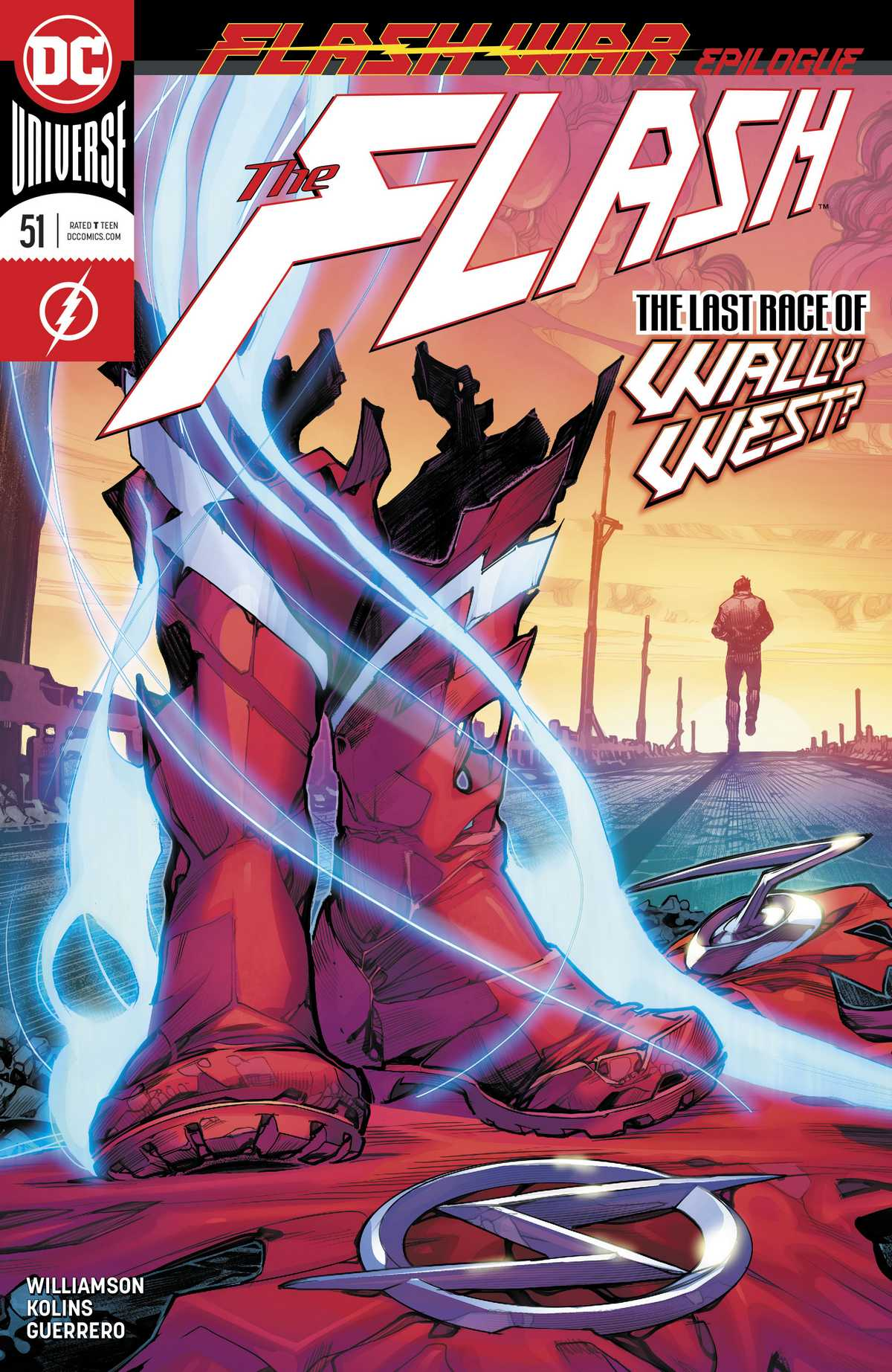 The Flash Vol 5 51