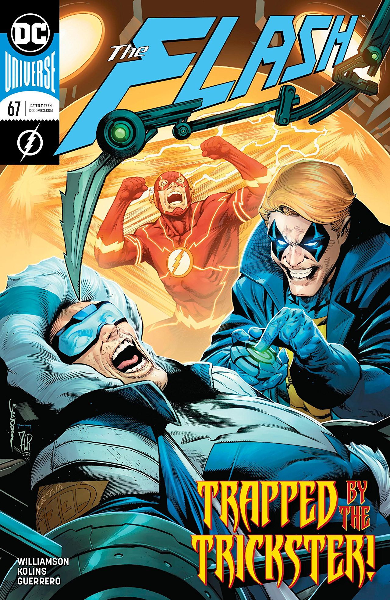 The Flash Vol 5 67