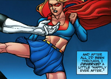 Ultragirl (Earth-3)