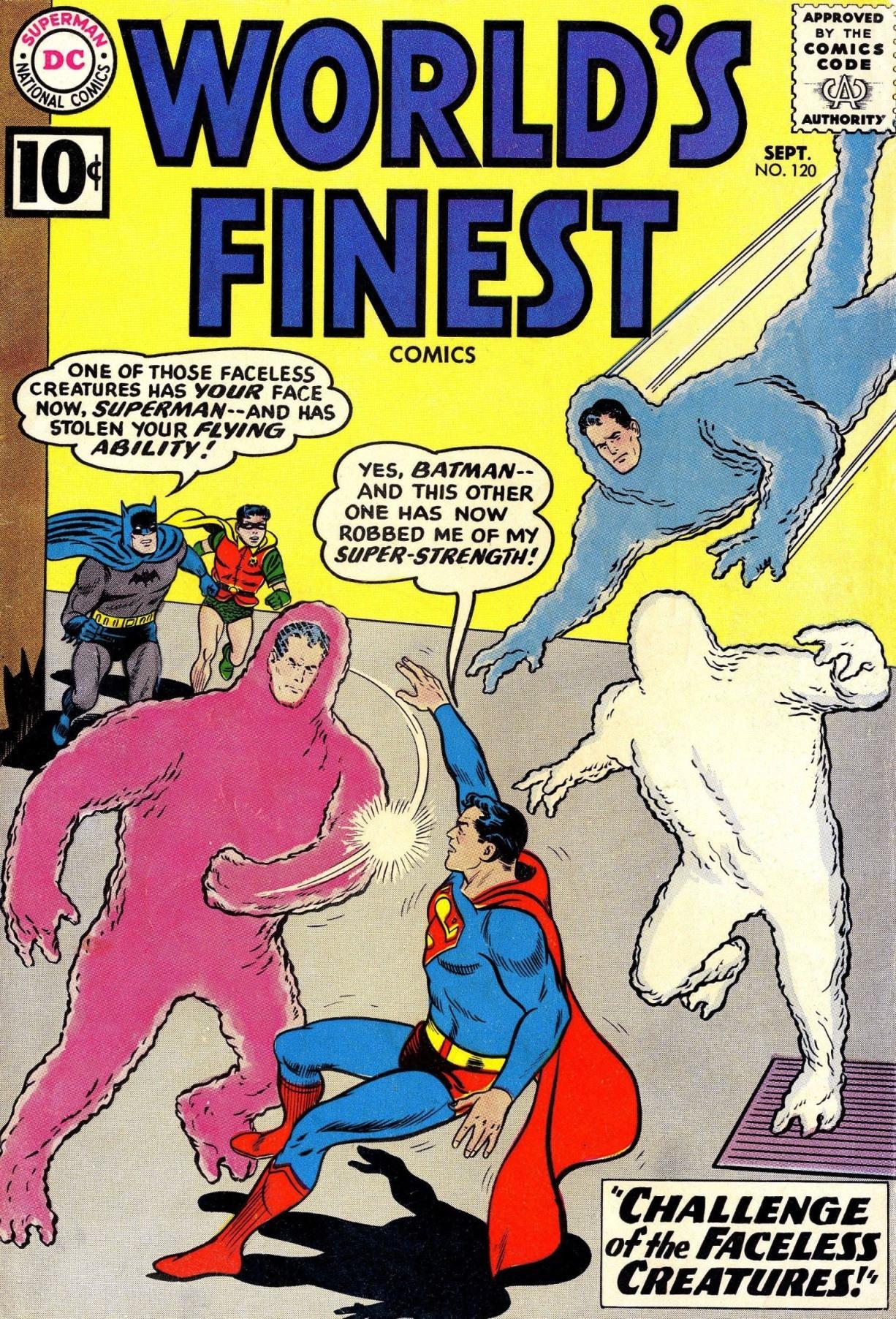 World's Finest Vol 1 120