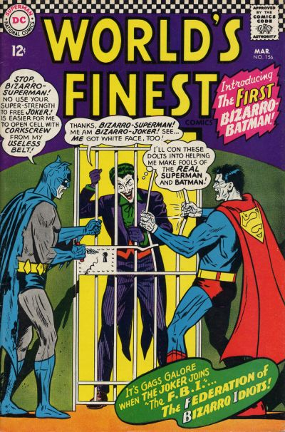 World's Finest Vol 1 156