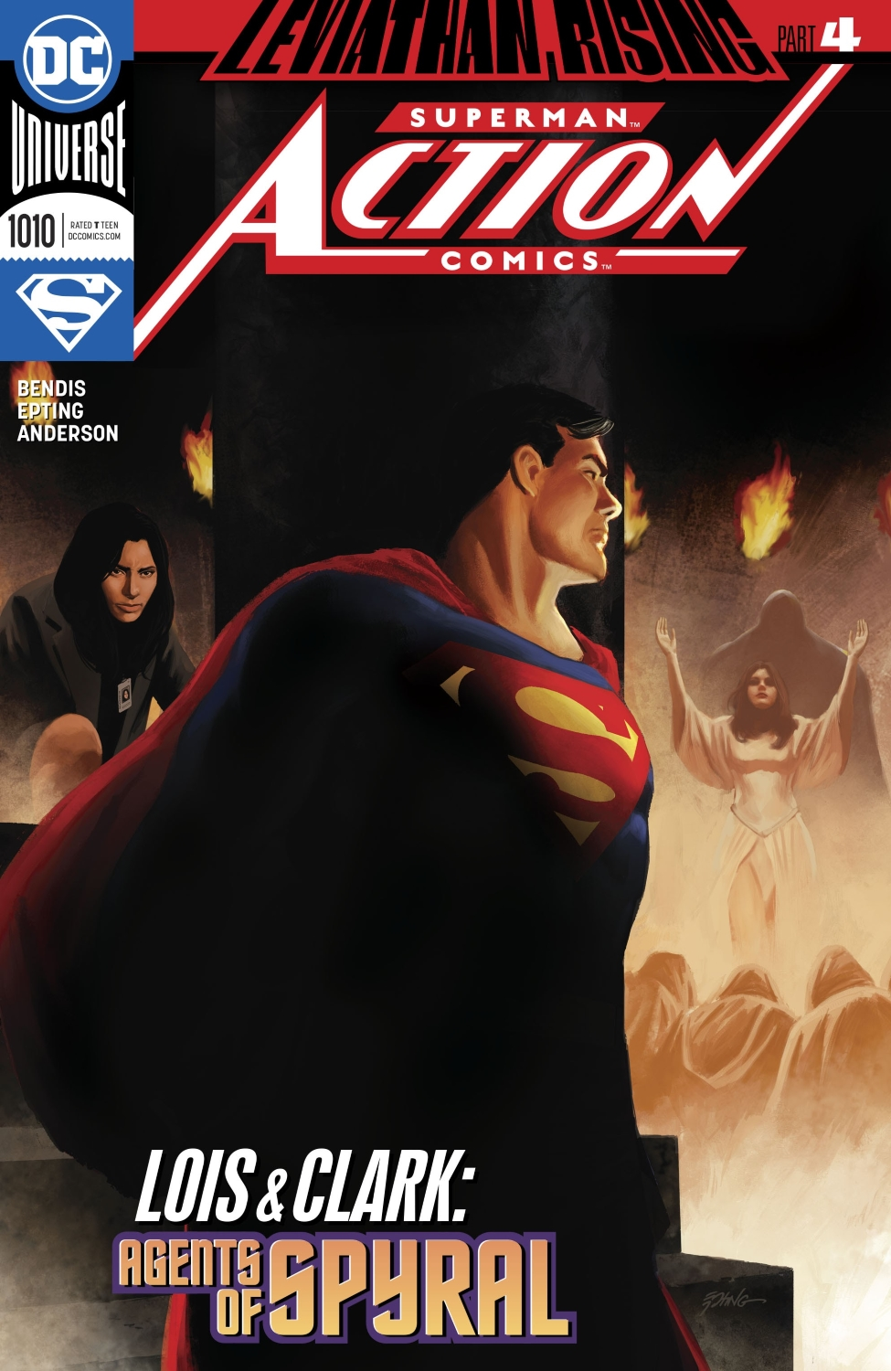 Action Comics Vol 1 1010