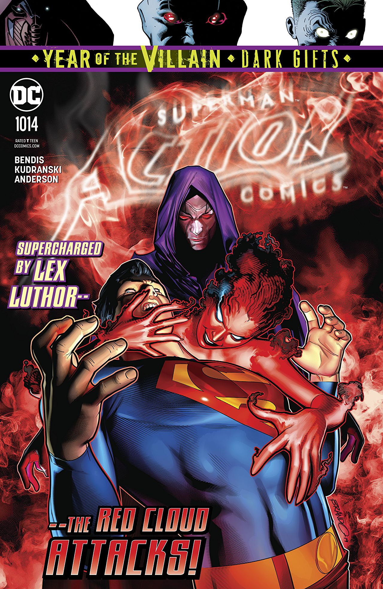 Action Comics Vol 1 1014