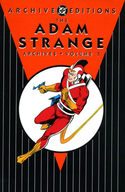 The Adam Strange Archives Vol. 3 (Collected)