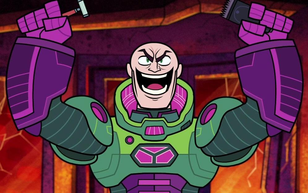 Alexander Luthor (Teen Titans TV Series)
