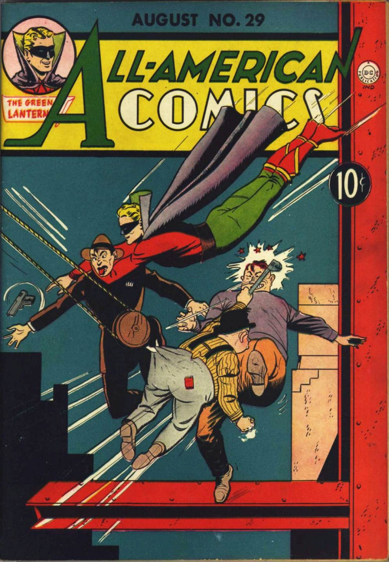 All-American Comics Vol 1 29