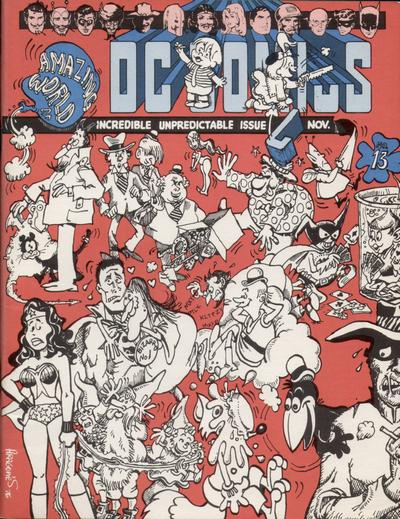 Amazing World of DC Comics Vol 1 13