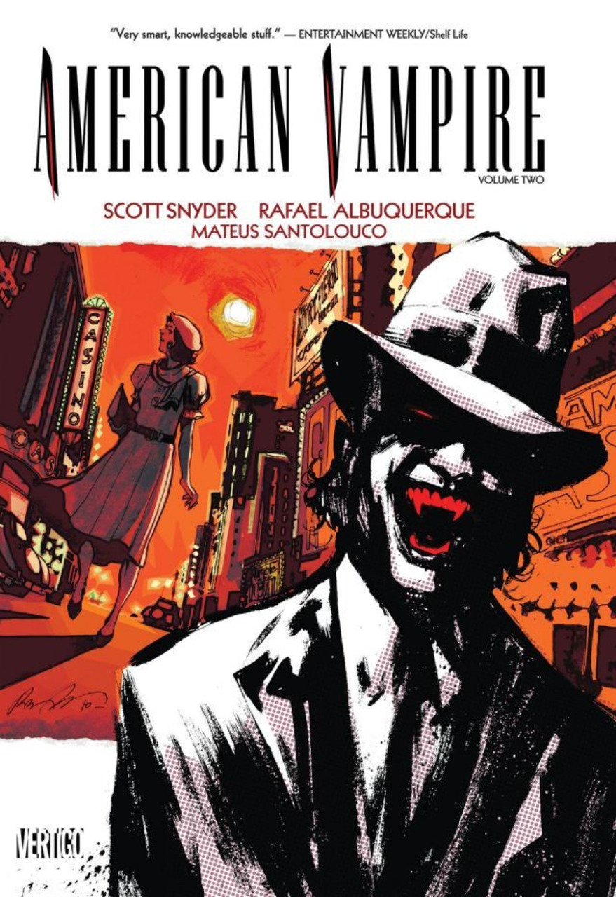American Vampire: Vol. 2 (Collected)