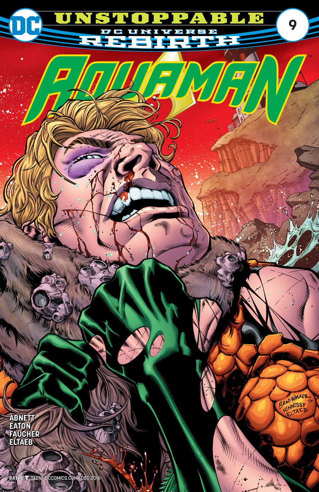 Aquaman Vol 8 9