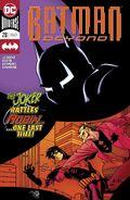 Batman Beyond Vol 6 28