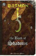 Batman The Book of Shadows