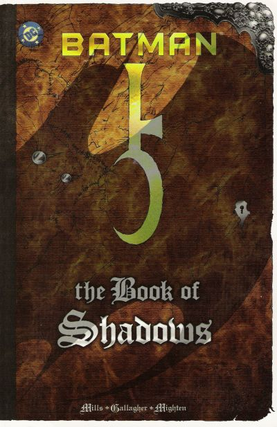 Batman: The Book of Shadows