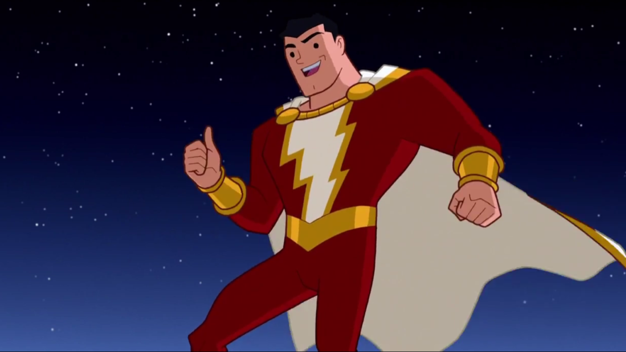 Billy Batson (Justice League Action)