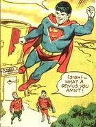 Bizarro Superboy II Pre-Zero Hour 0001
