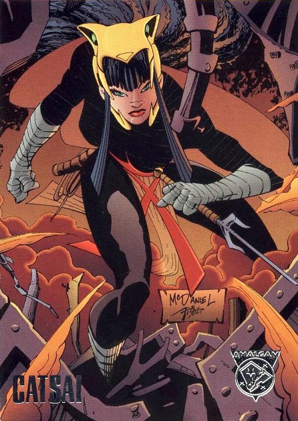 Elektra Kyle (Amalgam Universe)