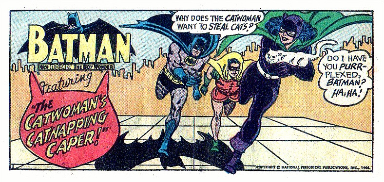 The Catwoman's Catnapping Caper!