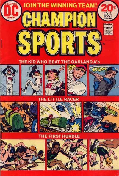 Champion Sports Vol 1