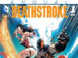 Deathstroke Annual Vol 3 1