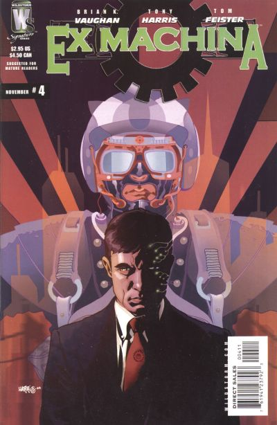 Ex Machina Vol 1 4