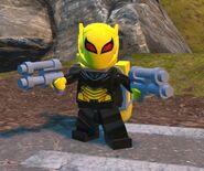 Garfield Lynns Lego Batman 0001