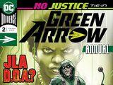 Green Arrow Annual Vol 6 2