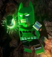 Green Lantern Bruce Wayne Lego Batman 0001