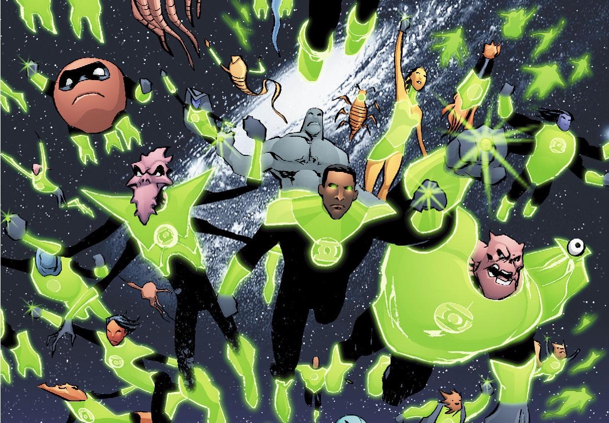 Green Lantern Corps (Smallville)