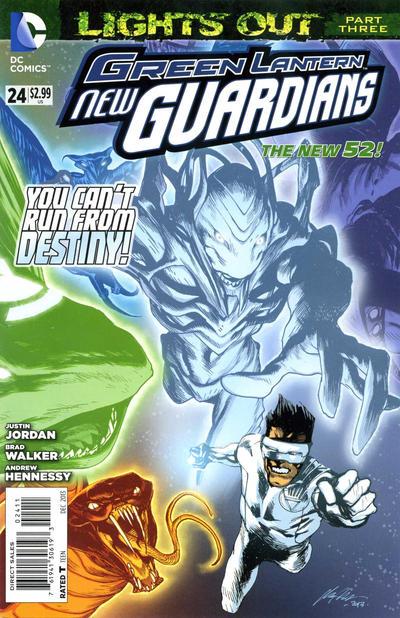 Green Lantern: New Guardians Vol 1 24
