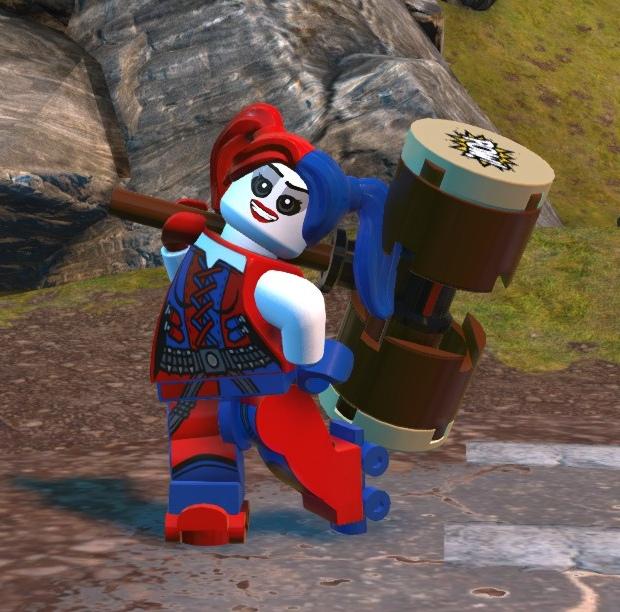 Harleen Quinzel (Lego Batman)