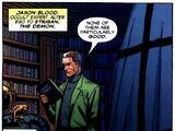 Jason Blood (New Earth)