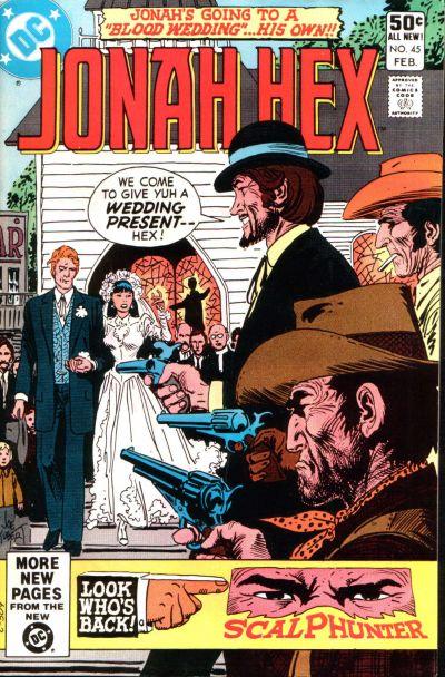 Jonah Hex Vol 1 45
