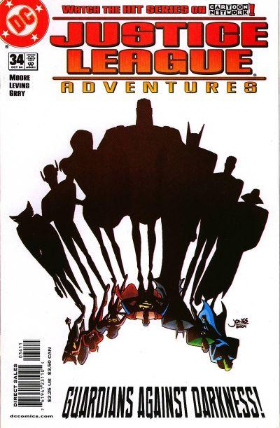 Justice League Adventures Vol 1 34