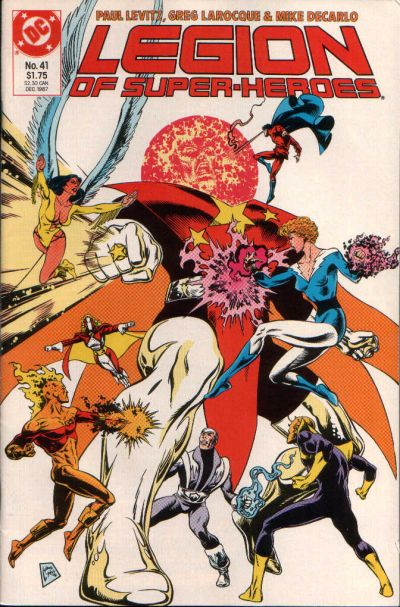Legion of Super-Heroes Vol 3 41