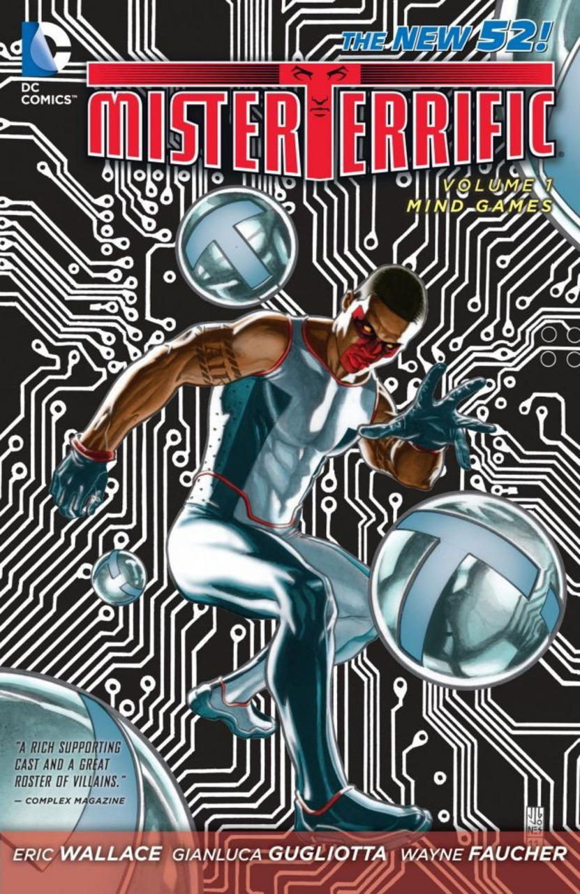 Mister Terrific: Mind Games (Collected)