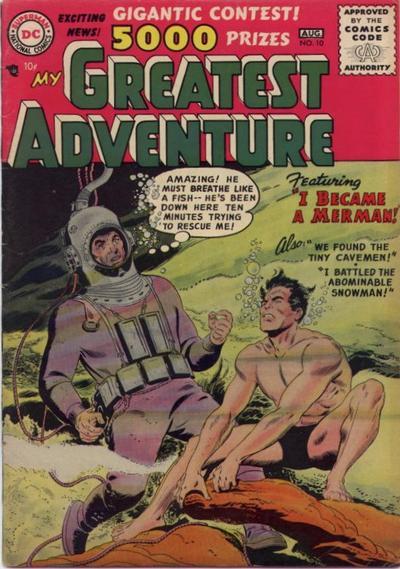 My Greatest Adventure Vol 1 10