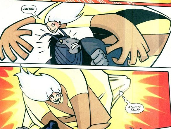 Paper (Teen Titans TV Series)